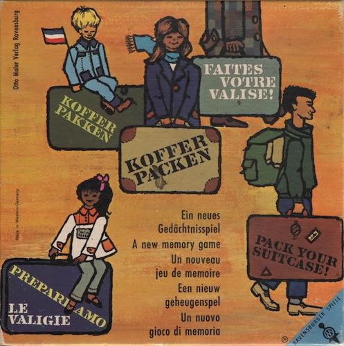 Koffer Pakken (Koffer Packen)