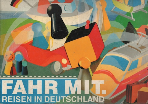 Fahr mit. Reisen in Deutschland