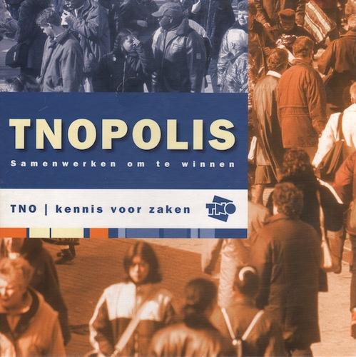 Tnopolis Samenwerken om te winnen