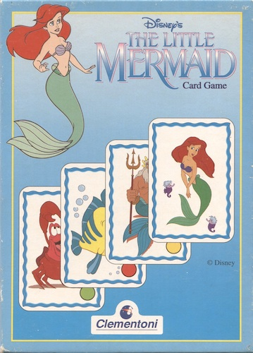 The Little Mermaid Card Game