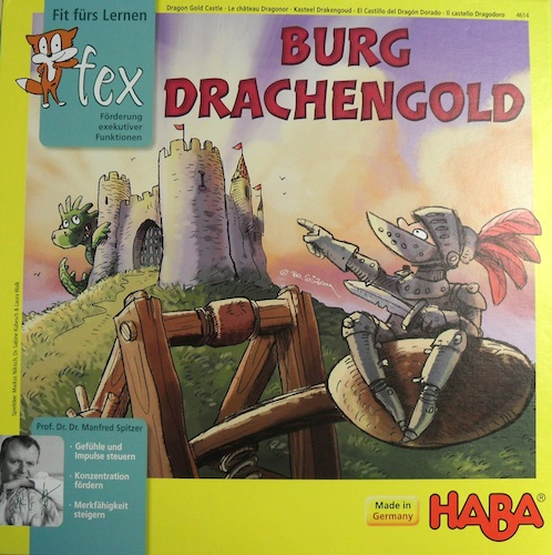 Burg Drachengold (Kasteel Drakengoud)