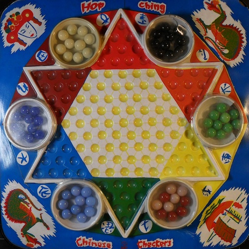 Hop Ching: Chinese Checkers