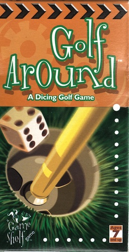 Golf Around: A Dicing Golf Game