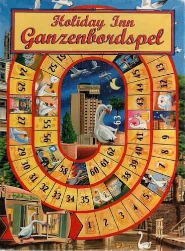 Holiday Inn Ganzenbordspel