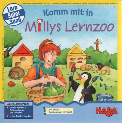 Komm mit in Millys Lernzoo (Ga mee naar Milly