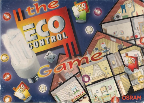 The Eco Control Game
