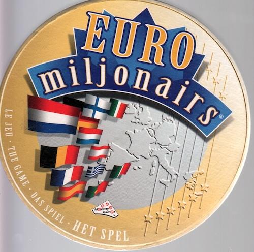Euro Miljonairs: Het Spel