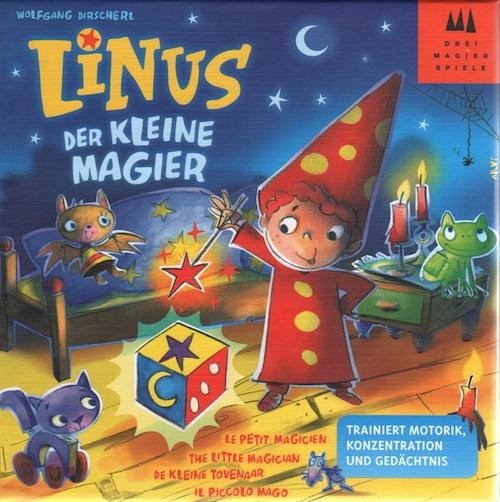 Linus Der Kleine Magier (Linus de kleine tovenaar)
