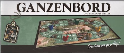 Ganzenbord (Oud Hollandse Spellen)