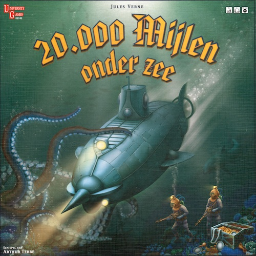 20000 Mijlen onder Zee