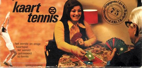Kaart Tennis