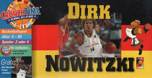 Dirk Nowitzki Crunch Time