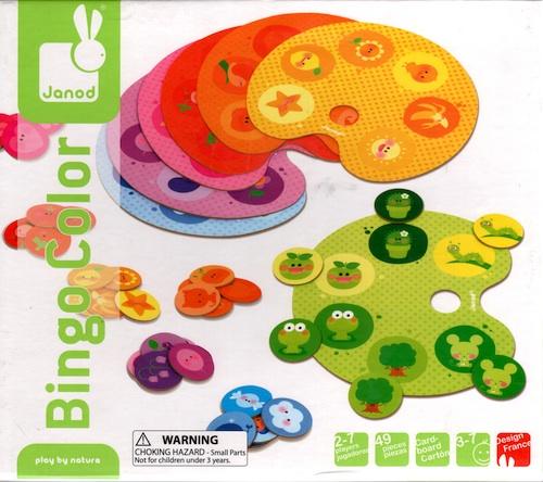 Bingo Color