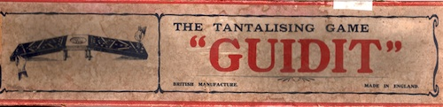 Guidit: The tantalising Game