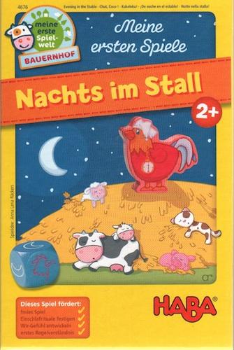 Nachts im Stall (Kukeleku)