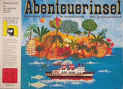 Abenteuerinsel (Het Avontuureiland)