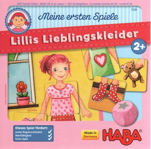 Lillis Lieblingskleider (Lilli