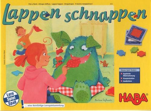 Lappen Schnappen (Lappen Happen)