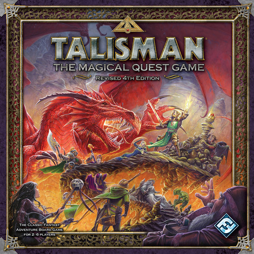 Talisman: The Magical Quest Game (Revised Fourth Edition)