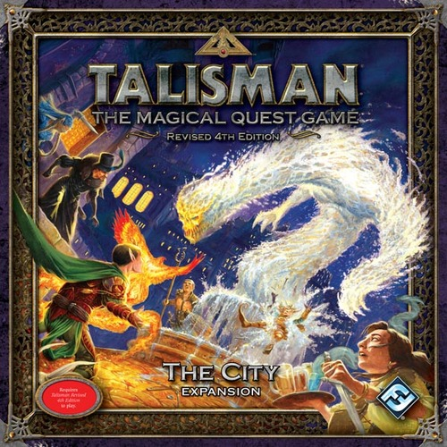 Talisman (Revised Fourth Edition): The City Expansion