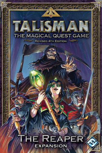 Talisman (Revised Fourth Edition): The Reaper Expansion
