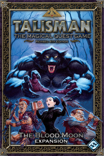 Talisman (Revised Fourth Edition): The Blood Moon Expansion