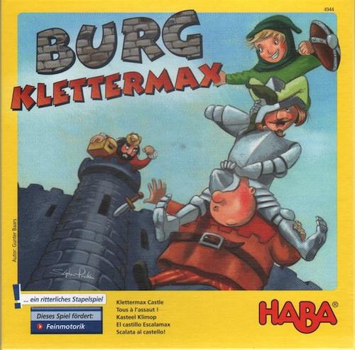 Burg Klettermax (Kasteel Klimop)