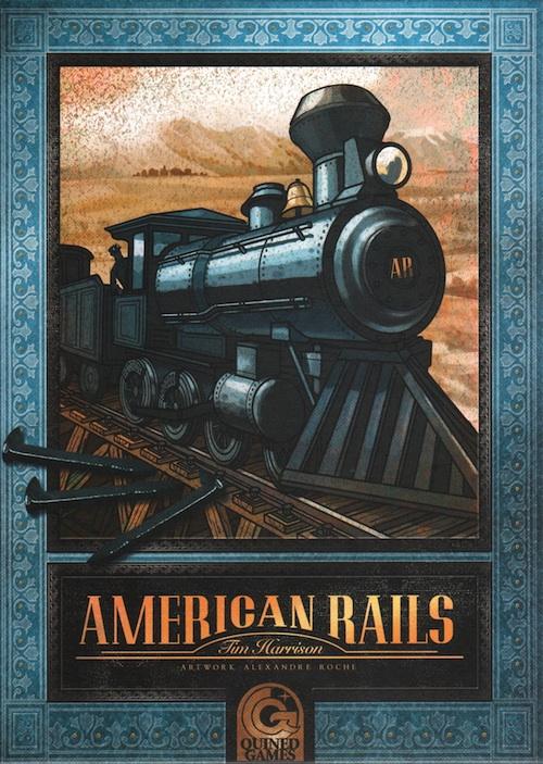American Rails (#10)