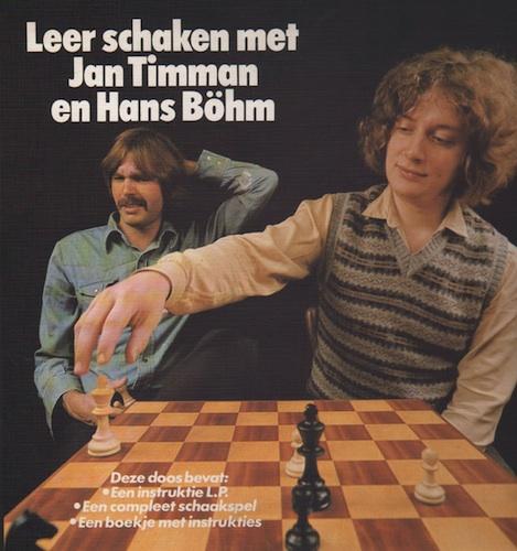 Leer schaken met Jan Timman en Hans Böhm
