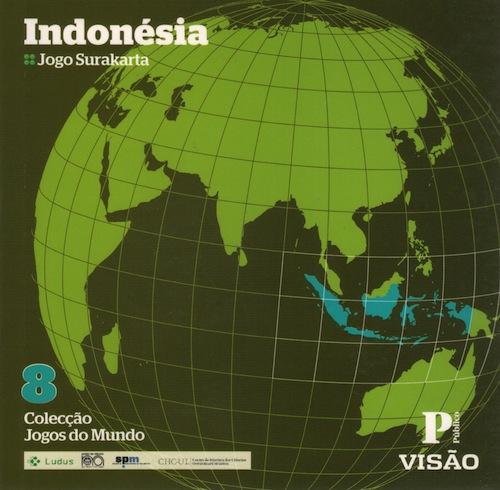 Collecção Jogos do Mundo #8: Indonesia: Jogo Surakarta
