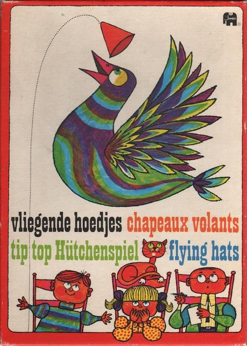 Vliegende Hoedjes (Chapeaux Volants)