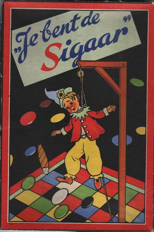 Je bent de Sigaar