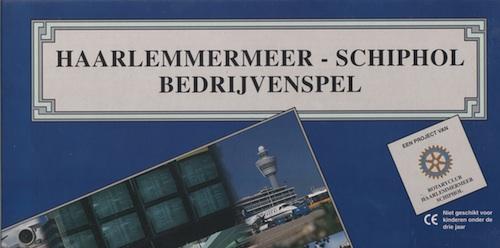 Haarlemmermeer: Schiphol Bedrijvenspel
