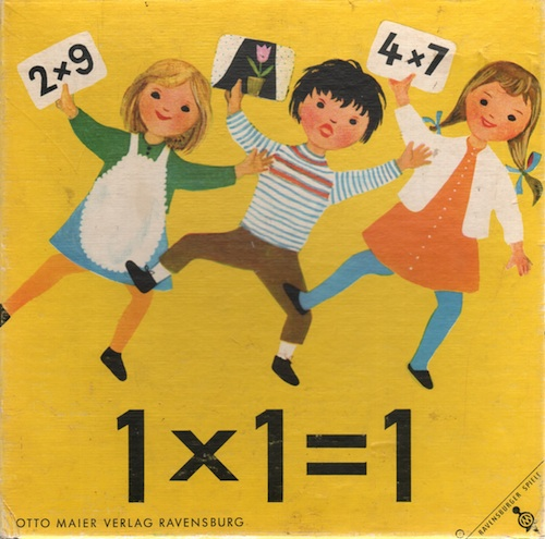 1x1=1