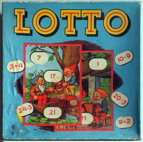 Lotto (Rekenlotto)