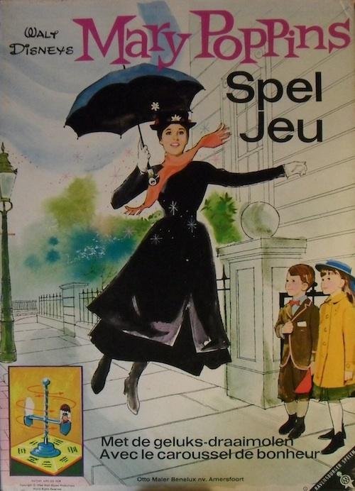 Walt Disneys Mary Poppins Spel