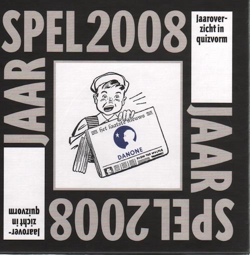 JaarSpel 2008: Jaaroverzicht in quizvorm