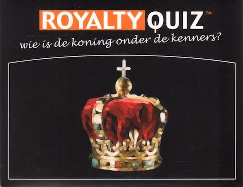 Royalty Quiz