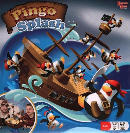 Pingo Splash