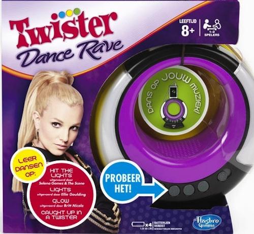 Twister: Dance Rave