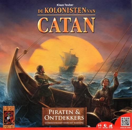 De Kolonisten van Catan: Piraten & Ontdekkers