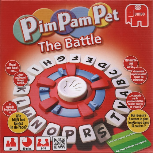 Pim Pam Pet: the Battle