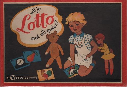 Wil je Lotto met mij Spelen?