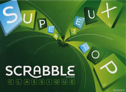Scrabble: Classique