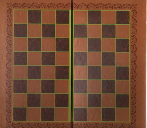 Backgammon & Schaakspel