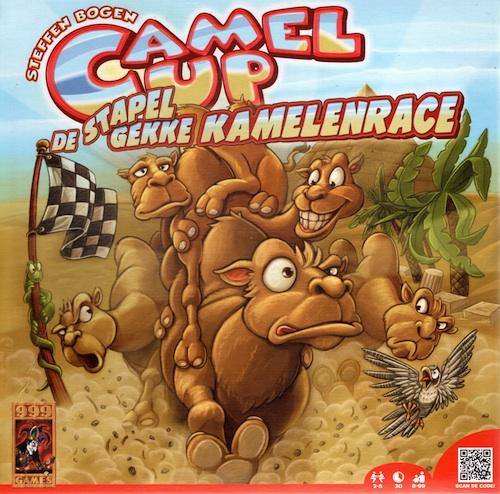 Camel Up (De Stapelgekke Kamelenrace)