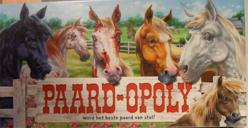 Paard-opoly