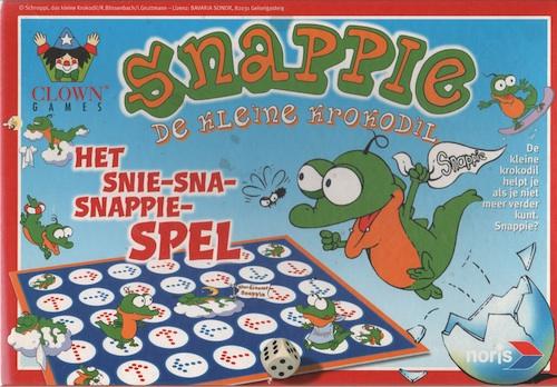 Het Snie-Sna-Snappie-Spel