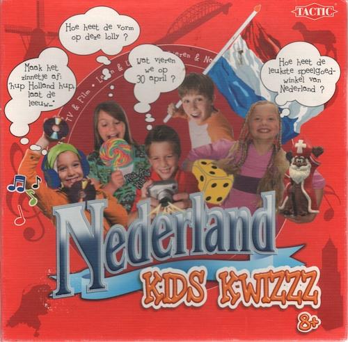Nederland Kids Kwizzz