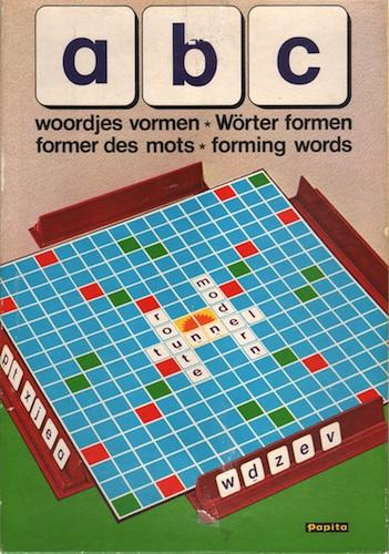 ABC Woordjes Vormen